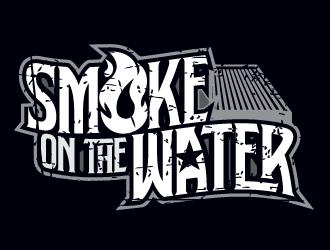 Smoke On The Water logo design
