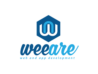WeeAre logo design