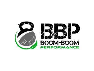 Boom-Boom Performance logo design