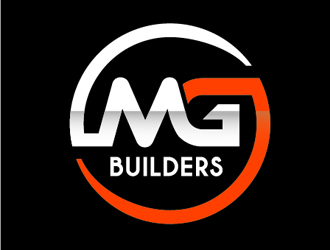 MG Builders logo design