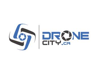 DroneCity.ca logo design