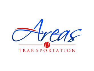AREAS II TRANSPORTATION logo design