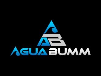 AguaBumm logo design