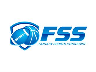 Fantasy Sports Strategist logo design
