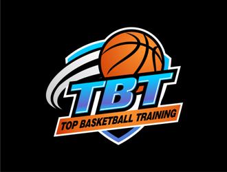 Top Basketball Training logo design