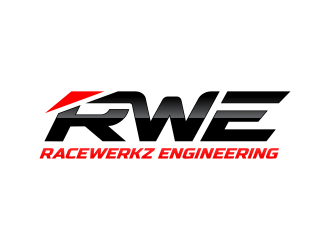 RWE, Racewerkz Engineering or both logo design
