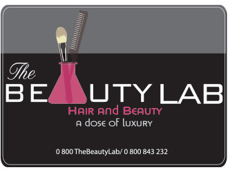 The Beauty Lab logo design