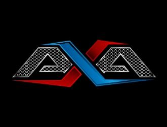 AXA logo design