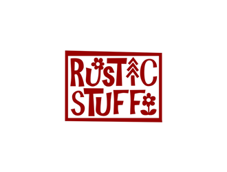 Rustic Stuff logo design