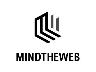 Mind The Web logo design