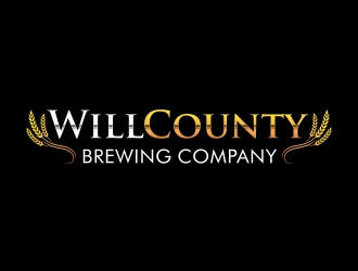 Will County Brewing Company logo design