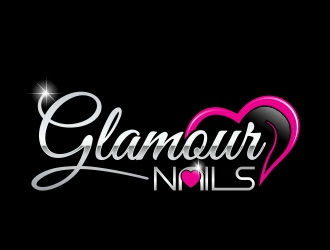 Glamour Nails Logo Winner