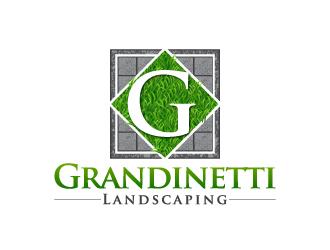 Grandinetti Landscaping logo design