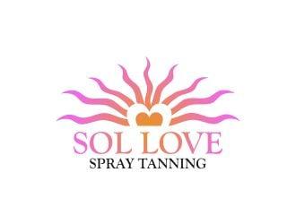 Sol Love logo design