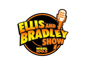 Ellis and Bradley Show logo design