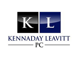 Kennaday Leavitt PC logo design
