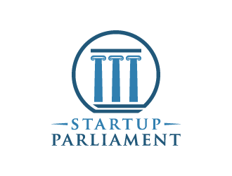 Startup Parliament logo design