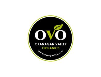 Okanagan Valley Organics logo design