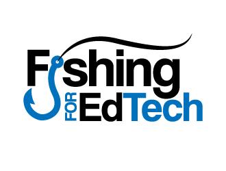 Fishing For EdTech logo design