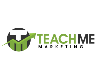 Teach Me Marketing logo design
