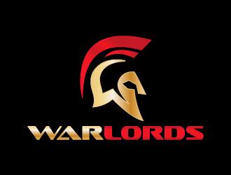 Warlords logo design