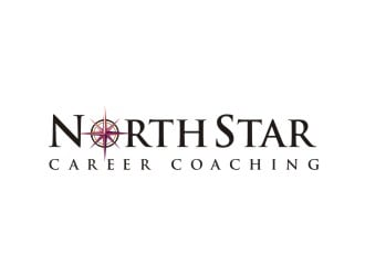 NorthStar Career Coaching logo design