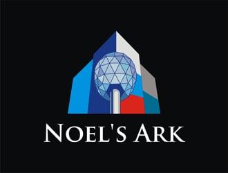 Noel's Ark logo design