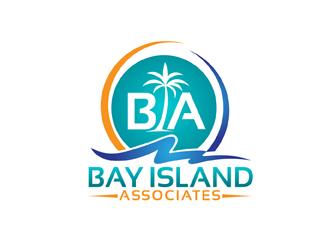 Bay Island Associates logo design