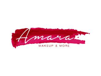 Amara logo design