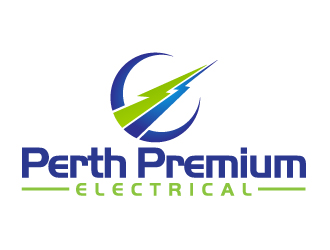Perth Premium Electrical logo design