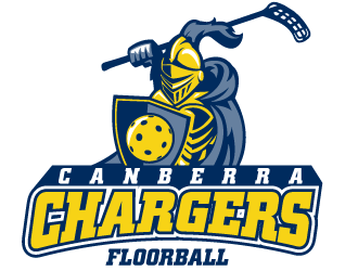 Canberra Chargers logo winner