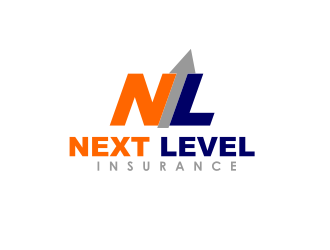 Next Level Insurance logo design