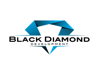 Black Diamond Development logo design