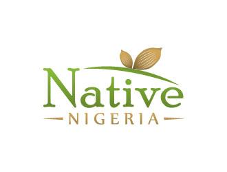 Native Nigeria logo design