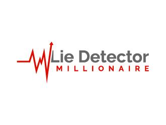 Lie Detector Millionaire logo design