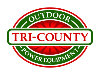 Tri-County OPE (or) Tri-County Outdoor Power Equipment logo design