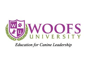 woofsu logo design