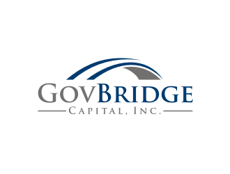 GovBridge Capital, Inc. logo design