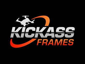 kickassframes.com logo design