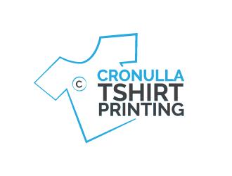 Cronulla Tshirt Printing Logo Design