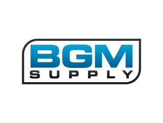BGM Supply logo design