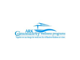 ARK Community Wellness Programs logo design