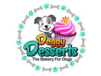 Doggy Desserts logo design