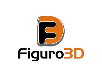 Figuro3D logo design