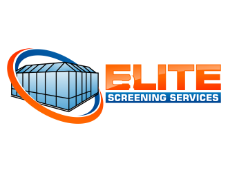 Elite screening services logo design