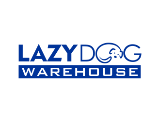 Lazy Dog Warehouse logo design