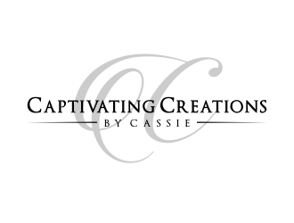 Captivating Creations By Cassie logo design