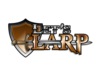 Lets LARP logo winner