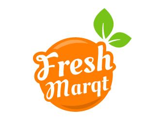 Fresh Marqt logo design