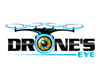 Drones Eye logo winner